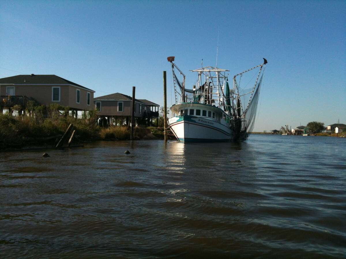 Maurice Phillips is trying to sell the shrimp boat tied next to his house in Grand Bayou, La., fearing the 2010 Gulf of Mexico oil spill has ruined the only livelihood he knows.