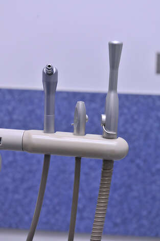 Dental tools are seen at the University of Texas Health Science Center at San Antonio dental school on Oct. 22, 2012. Photo: Robin Jerstad, For The Express-News