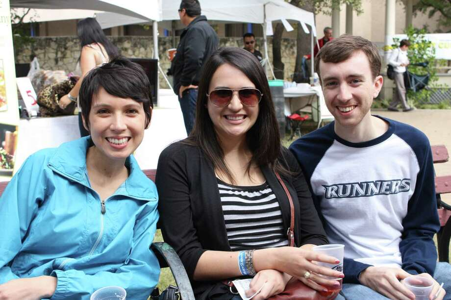 mySpy: San Antonio Beer Fest on Saturday at HemisFair Park. Photo: Express-News