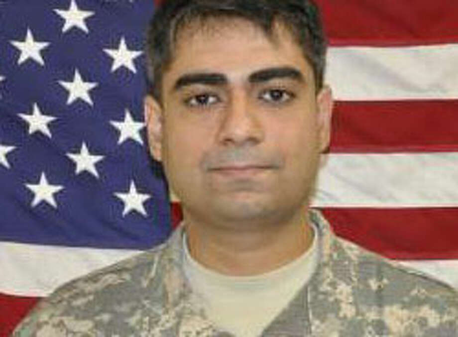 Staff Sgt.Mashif M. Memon, 31, was gned to Company A, 96th Civil Affairs Battalion, 95th Civil Affairs Brigade (Airborne). The Department of Defense said he was killed Thursday in Afghanistan. (photo:  Department of Defense)