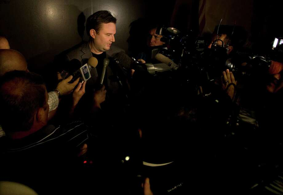 Rockets general manager Daryl Morey is still looking for All-Stars - either homegrown or via trade/free agency - to turn his team into a contender. Photo: Johnny Hanson, HC Staff / Houston Chronicle