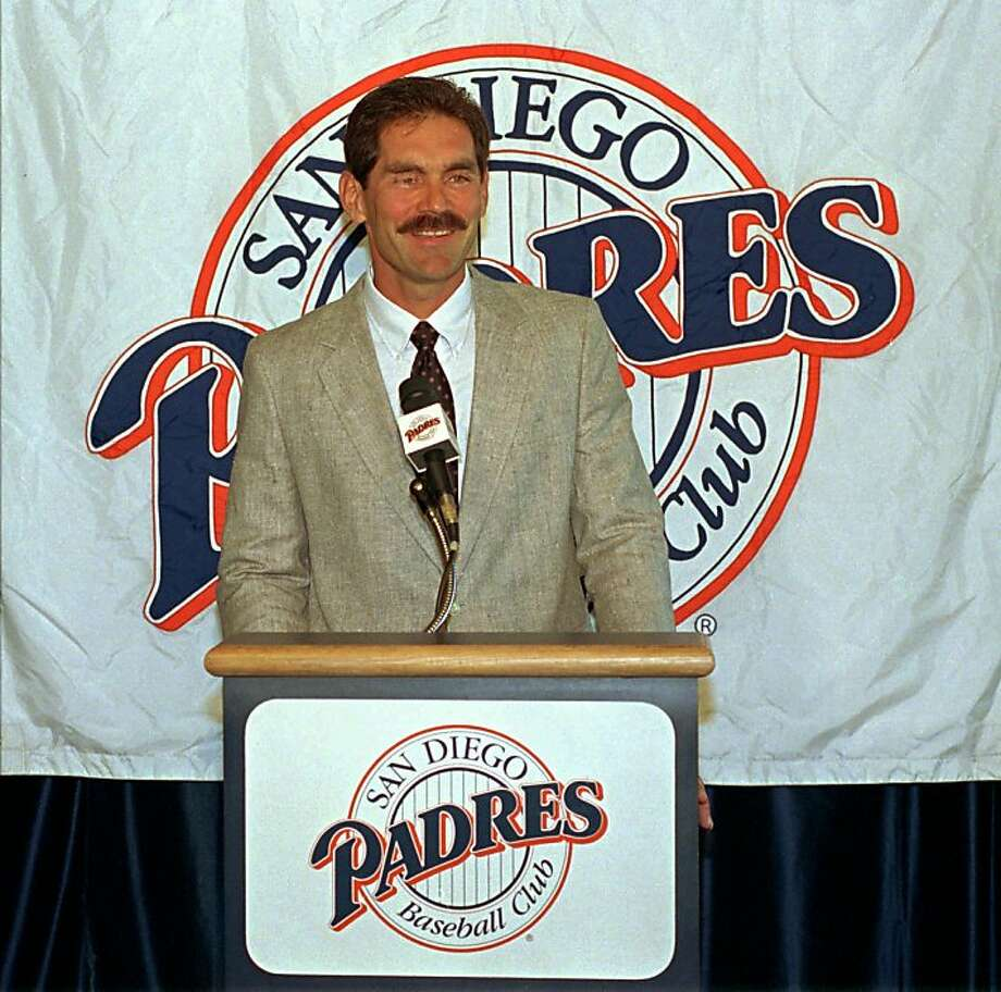 Bruce Bochy became the Padres' manager in 1994. Photo: Michael Poche, Associated Press