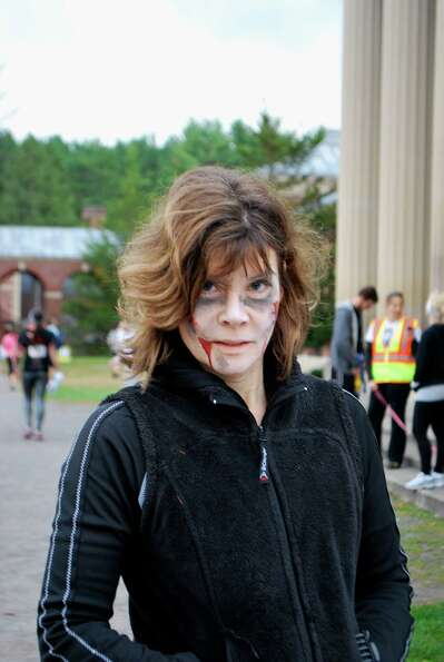 Were you Seen at the rUNDEAD Zombie 5K Survival Run benefit for Special Olympics at the Saratoga Spa
