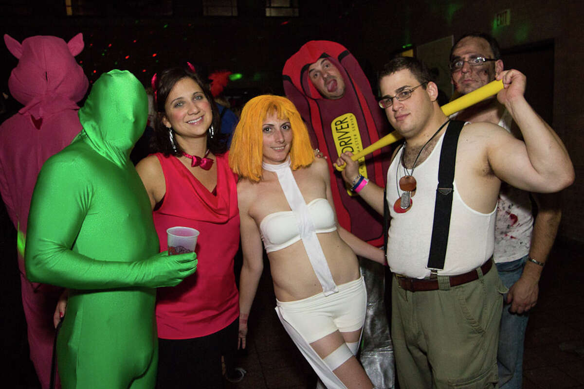 Were you Seen at the annual Halloween Party at the Washington Park Playhouse, a benefit for the Lark Street BID, on Friday, Oct. 26, 2012?