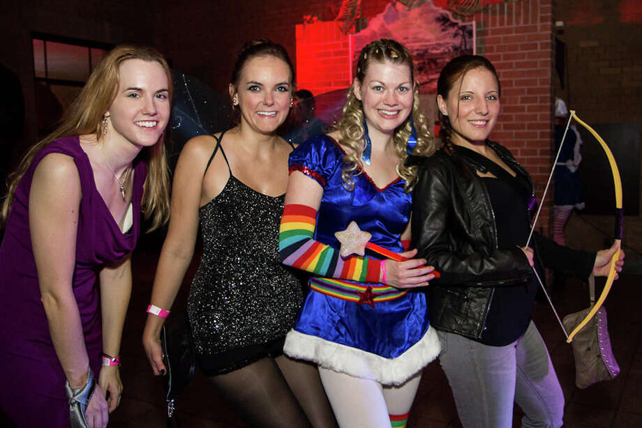 Were you Seen at the annual Halloween Party at the Washington Park Playhouse, a benefit for the Lark Street BID, on Friday, Oct. 26, 2012? Photo: Brian Tromans