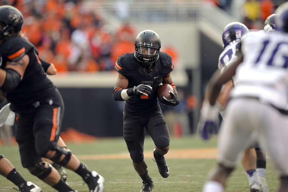 Joseph Randle, Oklahoma State, 32 carries, 126 yards, 1 TDBrody Schmidt/Associated Press (Associated Press)