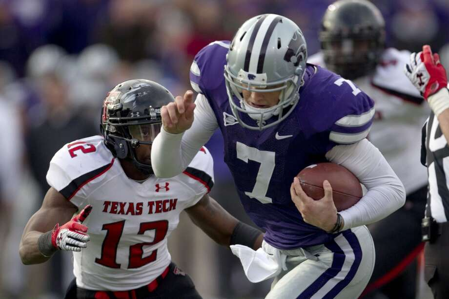 Collin Klein, Kansas State, 12 carries, 83 yards, 2 TDs Orlin Wagner/Associated Press (Associated Press)