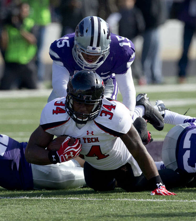 Kenny Williams, Texas Tech, 15 carries, 81 yards, 0 TDsOrlin Wagner/Associated Press