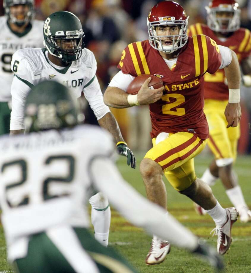 Steele Jantz, Iowa State, 10 carries, 54 yards, 0 TDs Matthew Holst/Getty Images (Getty Images)
