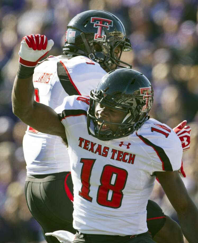 Eric Ward, Texas Tech, 11 catches, 161 yards, 2 TDs Orlin Wagner/Associated Press (Associated Press)