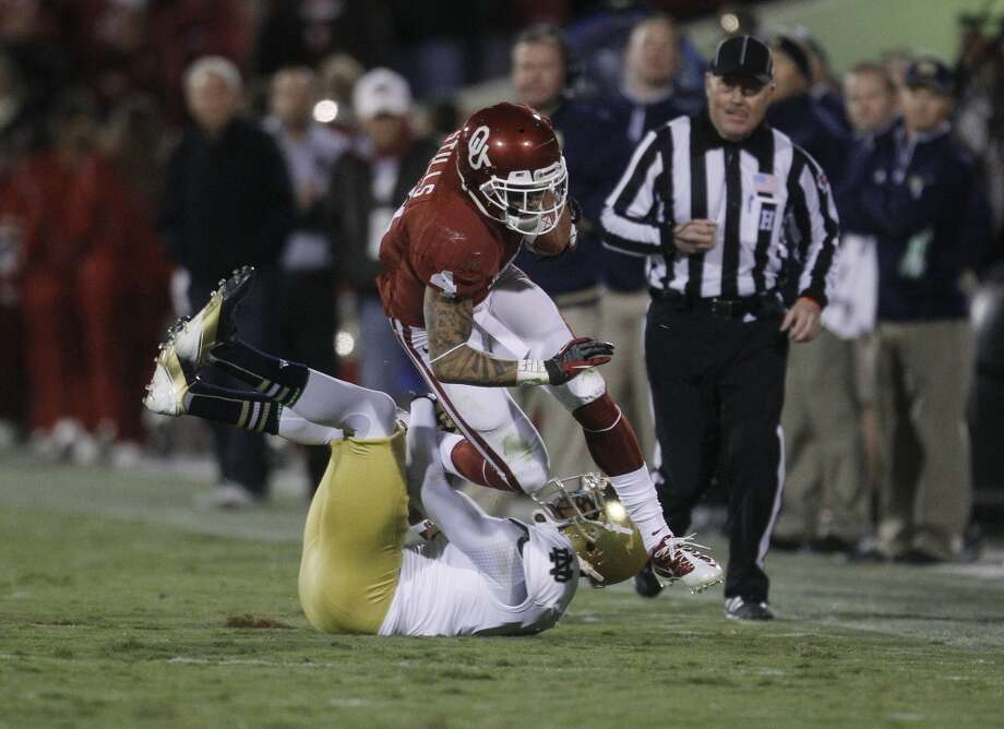 Kenny Stills, Oklahoma, 7 catches, 86 yards, 0 TDs  Sue Ogrocki/Associated Press (Associated Press)