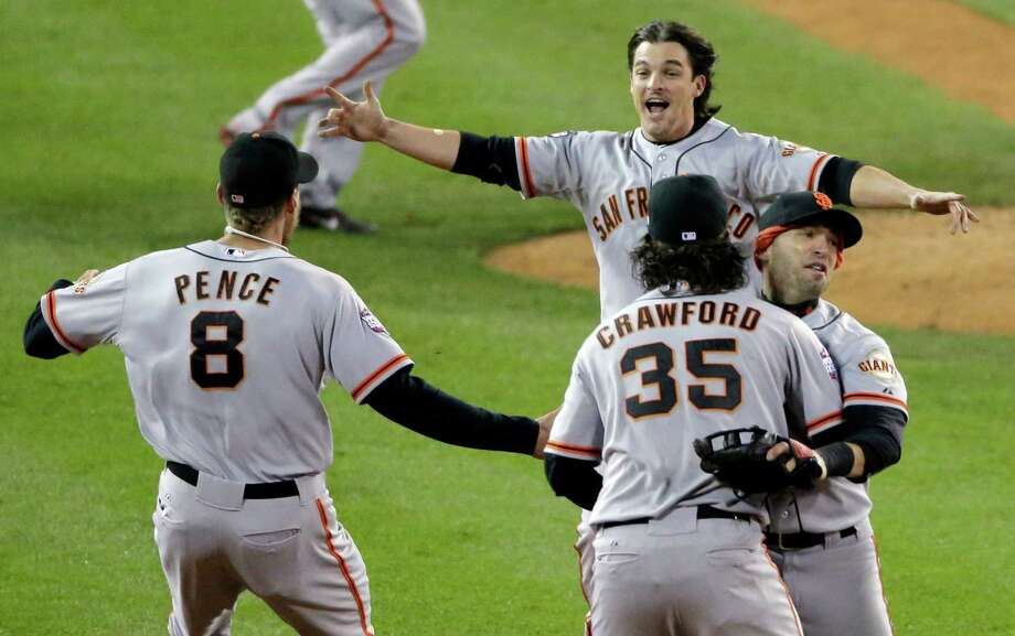 A budding baseball dynasty by the Bay