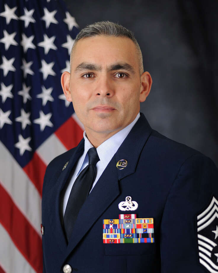 Chief Master Sgt. Jose A. LugoSantiago is the command chief master sergeant, 502nd Air Base Wing and Joint Base San Antonio. Photo: Courtesy