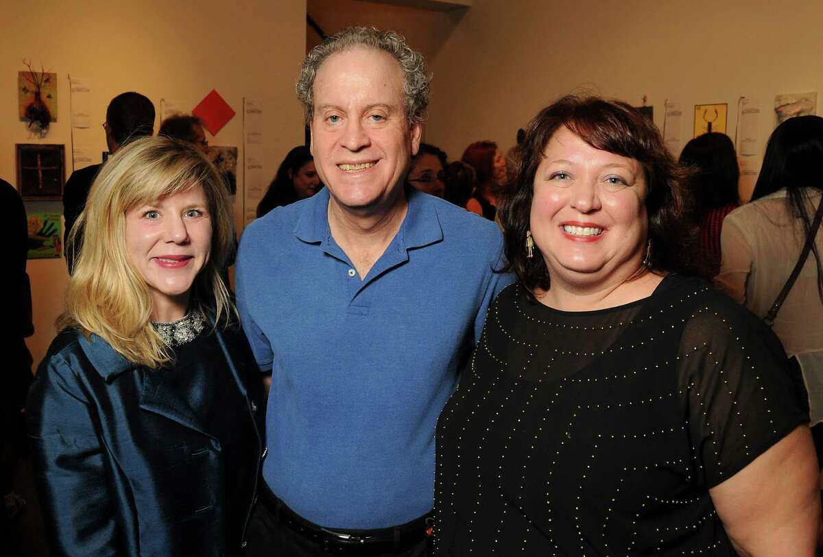 From left: Katherine Yzaguirre, Rob Greenstein and Christine West