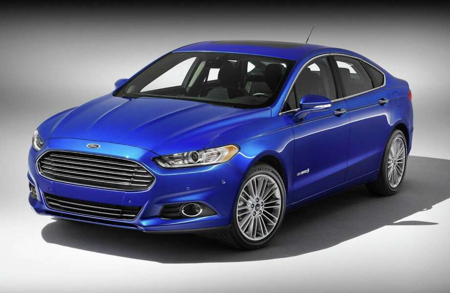 The 2013 Ford Fusion Hybrid was named one of five finalist for the Green Car of the Year. Photo: . / Copyright 2012