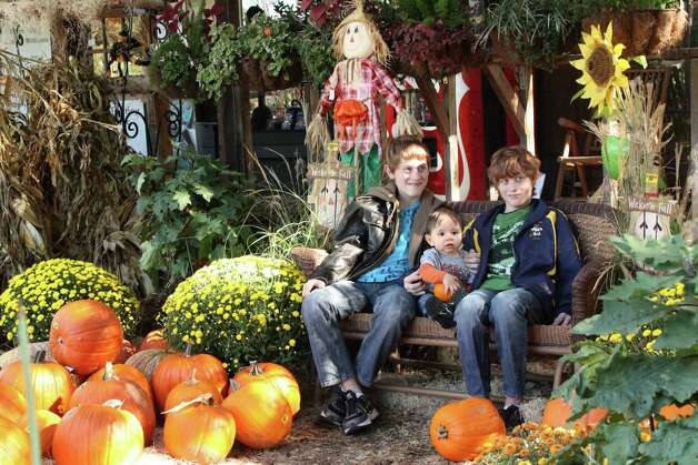 Milberger's Halloween Photos – Saturday, October 26, 2012 Photo: Express-News