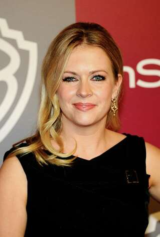 "Melissa Joan Hart - ""Brady keeps looking outside saying ""sandy is 