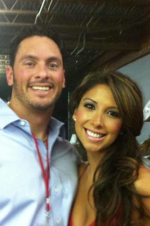 Vanessa Macias and her S.A. partner (former beau) Ralph Kelley frequently bicker on show. (Vanessa Macias)