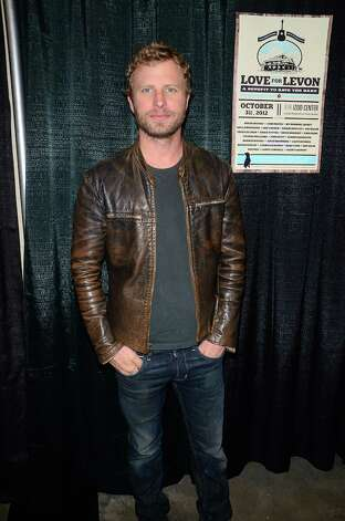 "Dierks Bentley's ""Home"" has him up for Single of the Year, Album of the Year and Song of the Year. Photo: Brian Killian, Getty Images / Getty Images North America"