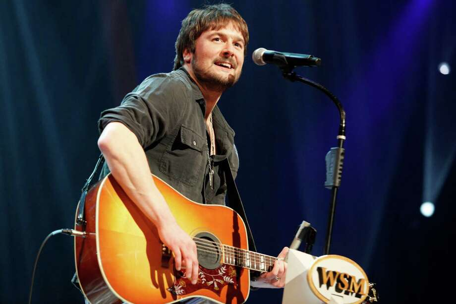 Eric Church is up for Male Vocalist of the Year as well as four other nominations.  Photo: Ed Rode, Associated Press / FR34487 AP