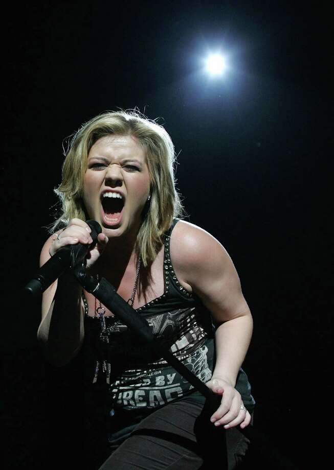 Pop star Kelly Clarkson is in the running for Female Vocalist of the Year. Photo: Sergio Dionisio, Getty Images / Getty Images AsiaPac