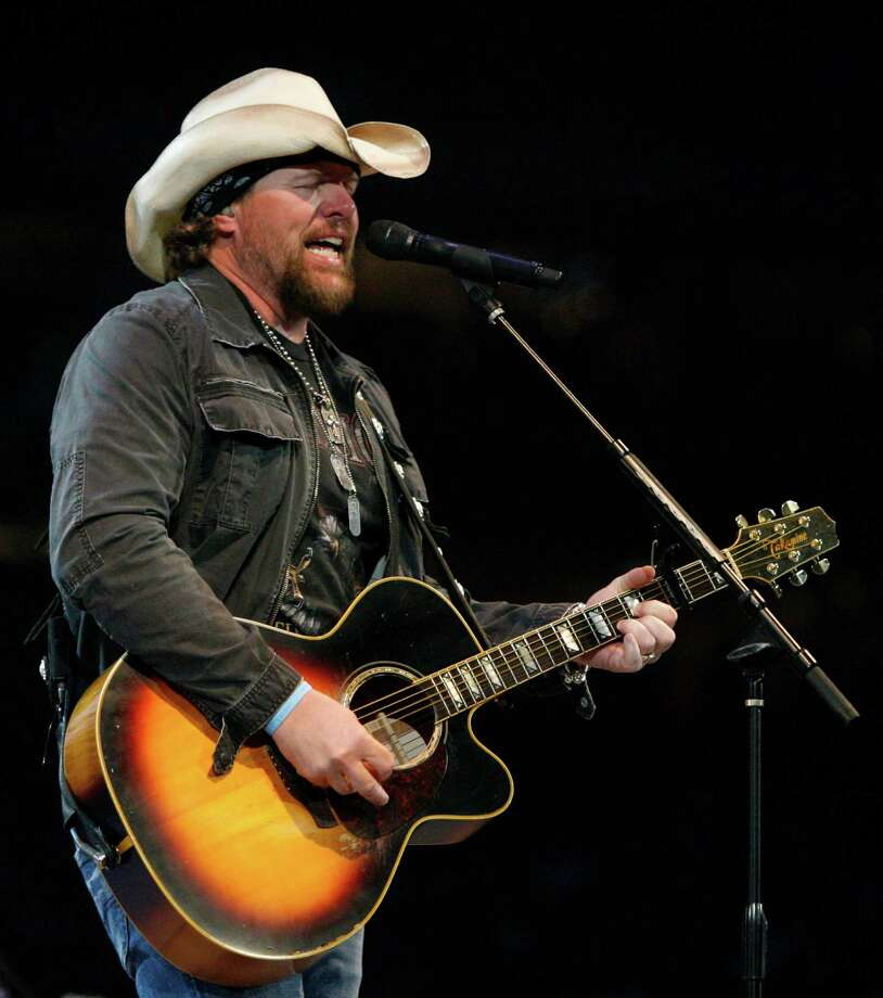"Toby Keith's video for  ""Red Solo Cup"" is up for Music Video of the Year. Photo: Karen Warren, Houston Chronicle / Houston Chronicle"