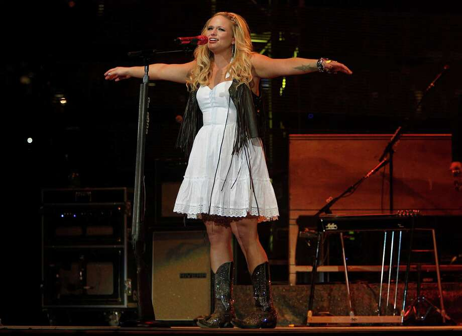 Miranda Lambert is quite popular this year as she is up for four awards including Album of the Year.  Photo: Mayra Beltran, Houston Chronicle / Houston Chronicle