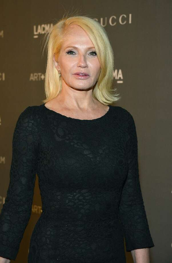Actress Ellen Barkin arrives at LACMA 2012 Art + Film Gala Honoring Ed Ruscha and Stanley Kubrick presented by Gucci at LACMA on October 27, 2012 in Los Angeles, California. Photo: Frazer Harrison, Getty Images For LACMA / 2012 Getty Images