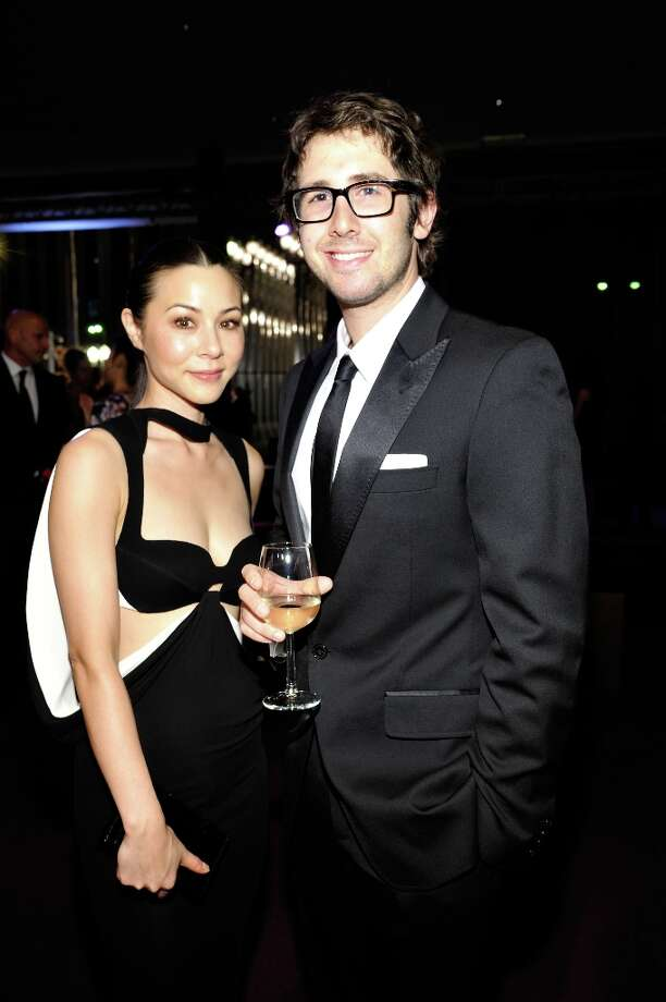 Actress China Chow and Musician Josh Groban attends LACMA 2012 Art + Film Gala Honoring Ed Ruscha and Stanley Kubrick presented by Gucci at LACMA on October 27, 2012 in Los Angeles, California. Photo: John Sciulli, Getty Images For LACMA / 2012 Getty Images