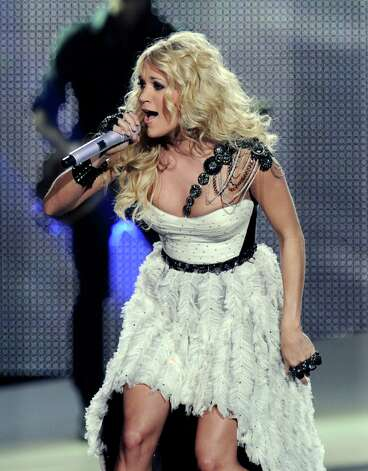 Carrie Underwood is a favorite to win Female Vocalist of the Year. Photo: Kevin Winter, Getty Images / Getty Images North America