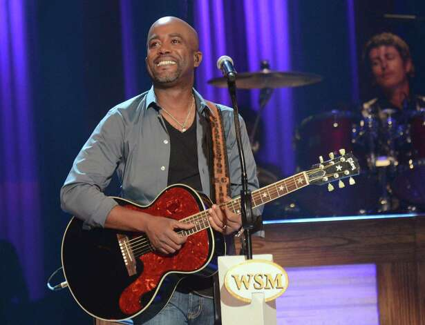 "Darius Rucker's duet with Lionel Richie for ""Stuck On You"" has him up for a  Musical Event of the Year award.
