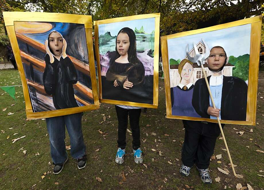 "Masterpiece theater:In Nampa, Idaho, Edvard Munch's ""The 