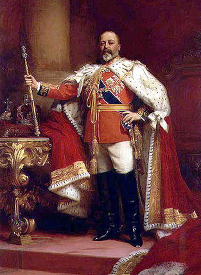 Aug. 9, 1902 (Sat): Coronation of King Edward VII of England.