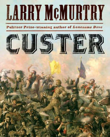 """Custer"" is a handsome, large-format book carried by illustrations, which are bountiful and include samples of some classic Western artists, including Frederick Remington. But Larry McMurtry's text is overly repetitive, inconsistent in facts and so lacking in lucidity and logical order that it ultimately has no point."