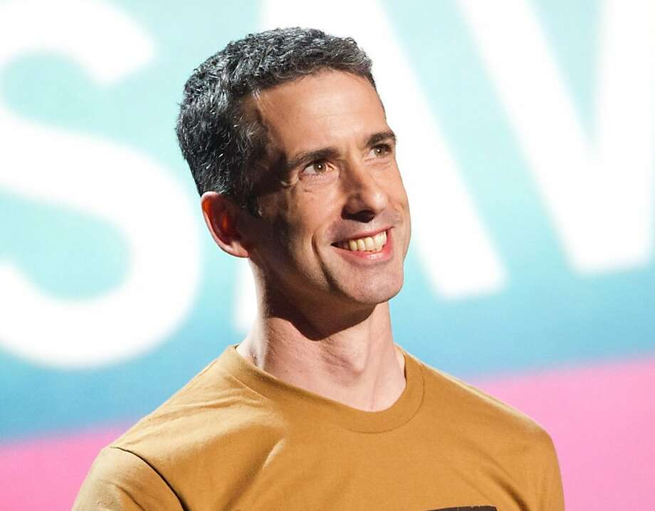 Dan Savage started the It Gets Better project with his husband. Photo: Charles Sykes, Associated Press