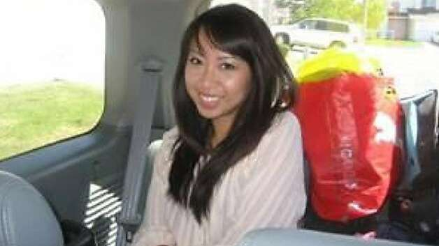 Giselle Esteban, top, stalked and killed Michelle Le in May 2011. Photo: AP