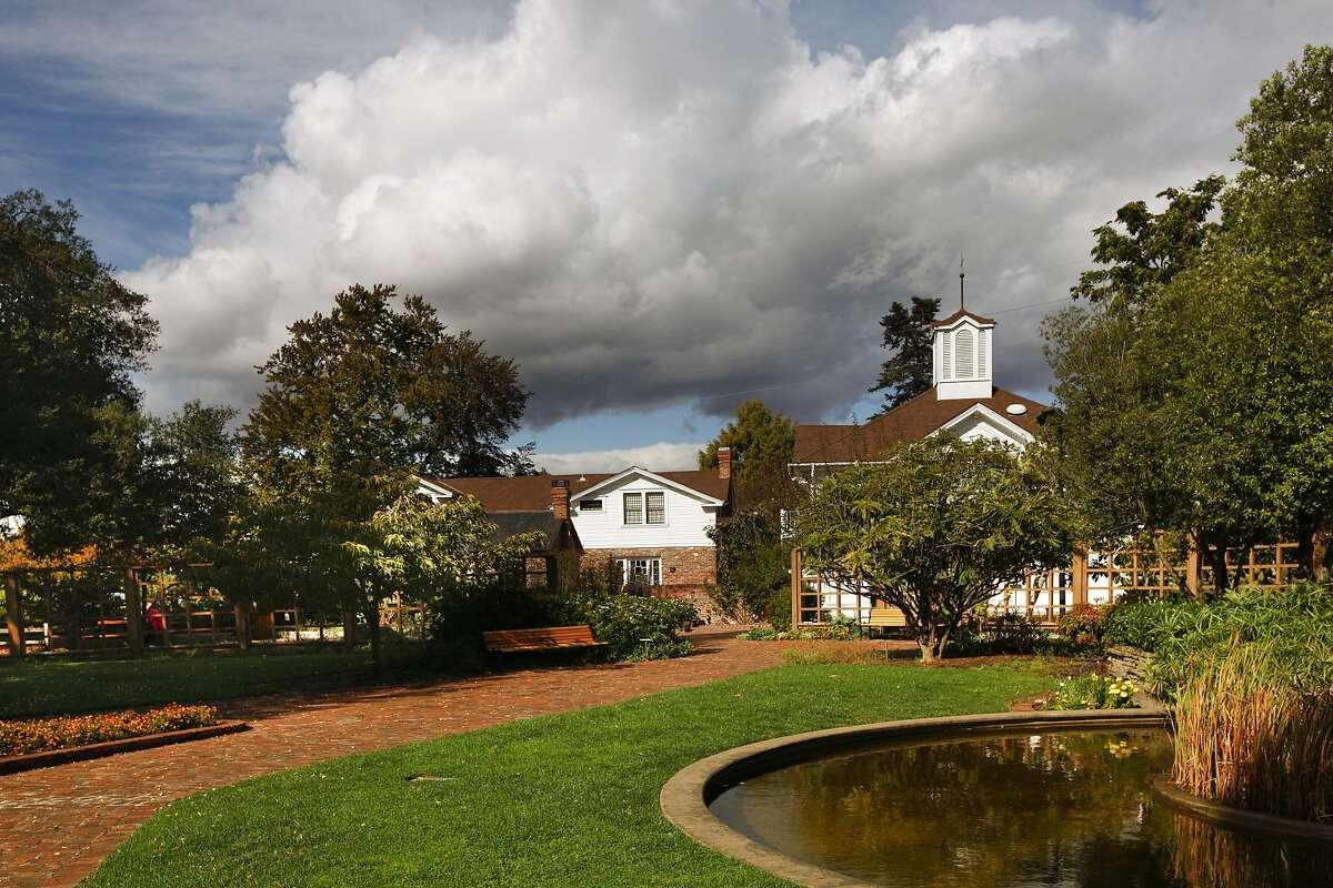 Luther Burbank Home and Garden, in Santa Rosa, California on Tuesday, October 23, 2012.