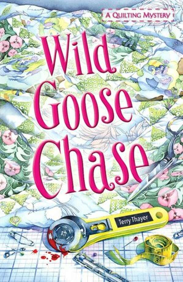 Wild Goose Chase, by Terri Thayer; $13.95 Product Details Paperback: 301 pages Publisher: MIDNIGHT INK (February 8, 2008) Language: English ISBN-10: 0738712159 ISBN-13: 978-0738712154 Photo: Xx