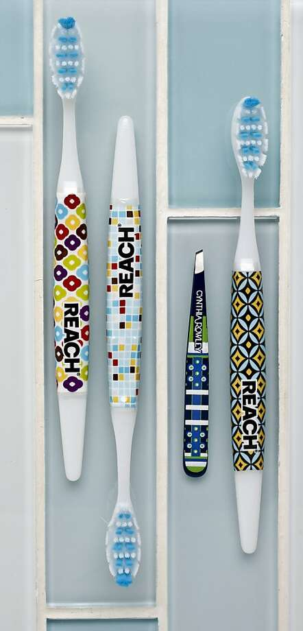 To wit: these toothbrushes and tweezers. Photo: Russell Yip, The Chronicle
