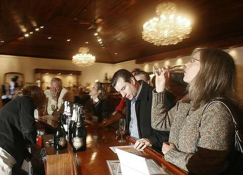 A Guide To Sonoma Wine Tasting Rooms Sfgate