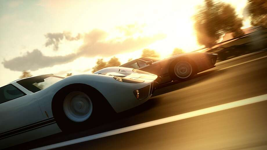 """Forza Horizon"" puts an open-world spin on the popular racing franchise. Photo: Microsoft"
