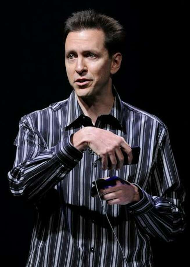 Scott Forstall, who was senior vice president of iPhone iOS Software at Apple from 2007 until October 2012, when he was pushed out.