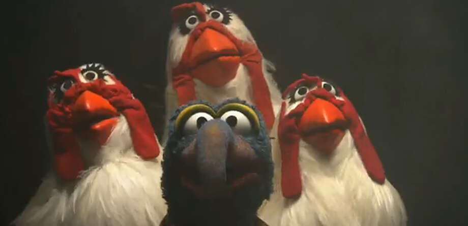 As did Gonzo and his lady friends.