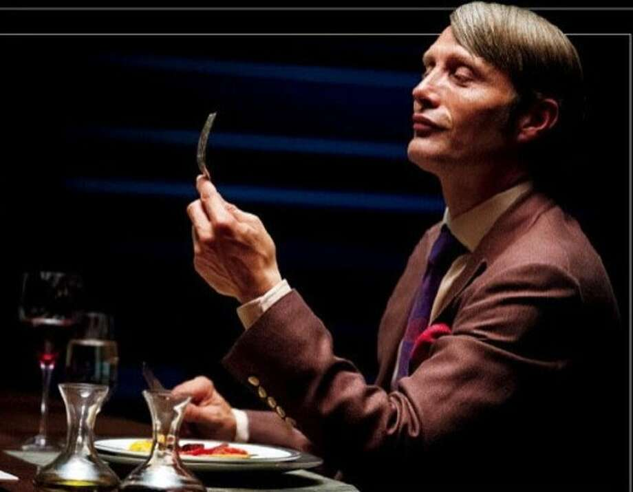 "Mads Mikkelsen was chosen over several better-known actors for the lead in ""Hannibal."" Photo: Nbc"