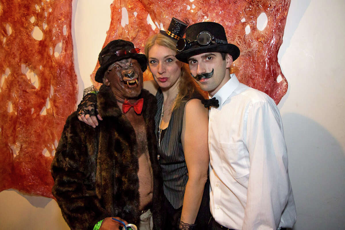Were you Seen at the Fourth Annual Festival of the Dead, a benefit for the Albany Medical Center's Family Trauma Fund and The Aurora Foundation, at the Washington Avenue Armory in Albany on Saturday, Oct. 27, 2012?
