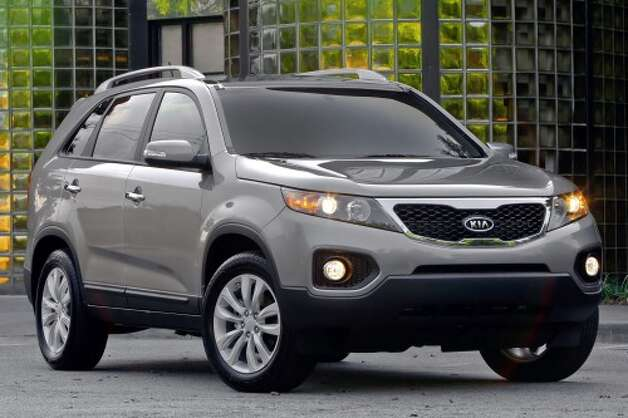 No. 10: Kia Sorento  ( 	Hyundai Kia Automotive Group)
