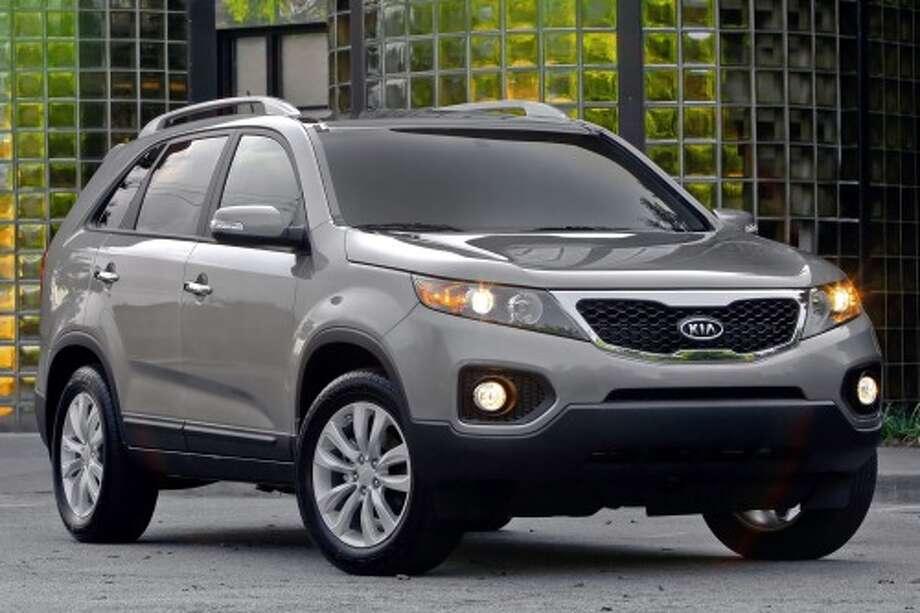 No. 10: Kia Sorento  ( Hyundai Kia Automotive Group)