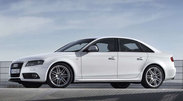 No. 8: Audi S4 (Volkswagen Group )
