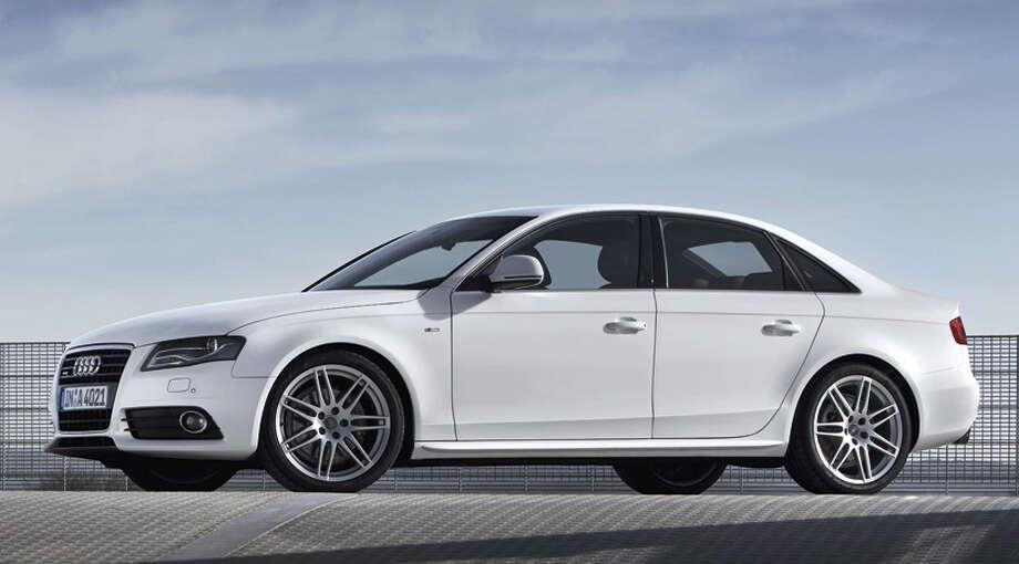 No. 8: Audi S4 (Volkswagen Group )