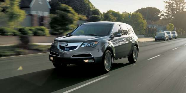 No. 7: Acura MDX (Honda Motor Co.)